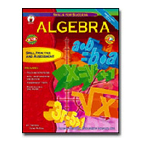 Frank Schaffer Publications/Carson Dellosa Publications Algebra Skills For Success