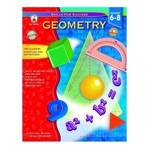 Frank Schaffer Publications/Carson Dellosa Publications Geometry Gr 6-8