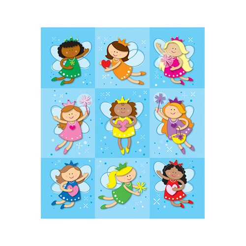 Frank Schaffer Publications/Carson Dellosa Publications Fairies Prize Pack Stickers