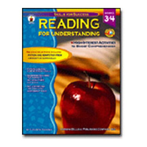 Frank Schaffer Publications/Carson Dellosa Publications Reading For Understanding Gr 3-4