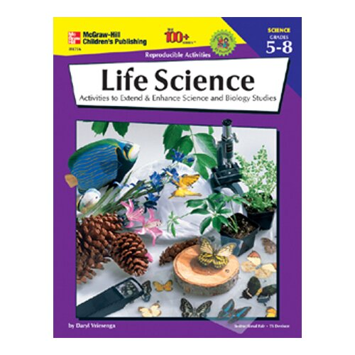 Frank Schaffer Publications/Carson Dellosa Publications Life Science 100+ Gr 5-8