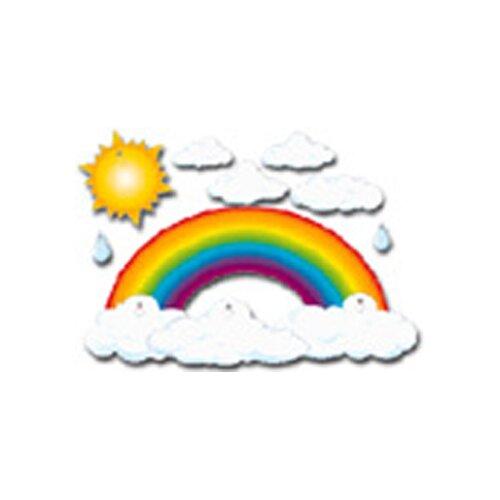 Frank Schaffer Publications/Carson Dellosa Publications Bb Set Big Rainbow 44 X 25-1/2
