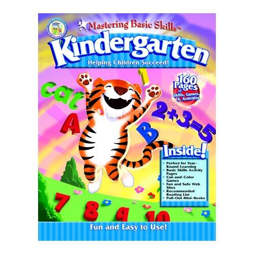 Frank Schaffer Publications/Carson Dellosa Publications Mastering Basic Skills Kindergarten