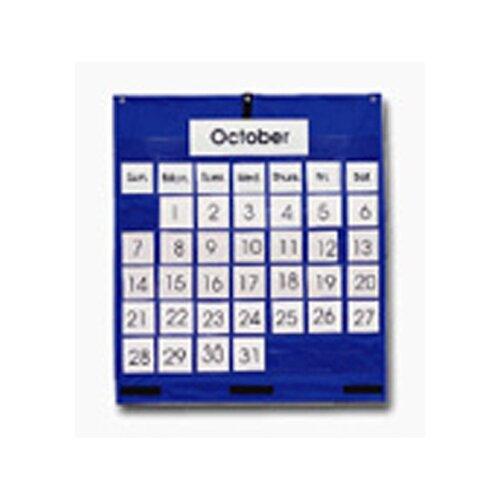 Frank Schaffer Publications/Carson Dellosa Publications Pocket Chart Monthly Calendar