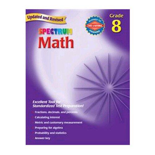 Frank Schaffer Publications/Carson Dellosa Publications Math Gr 8 Starburst