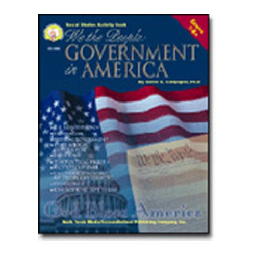 Frank Schaffer Publications/Carson Dellosa Publications We The People Government In Amer
