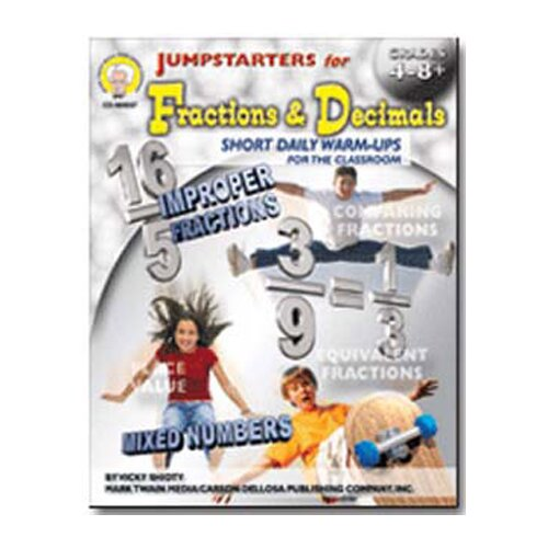 Frank Schaffer Publications/Carson Dellosa Publications Jumpstarters For Fractions &