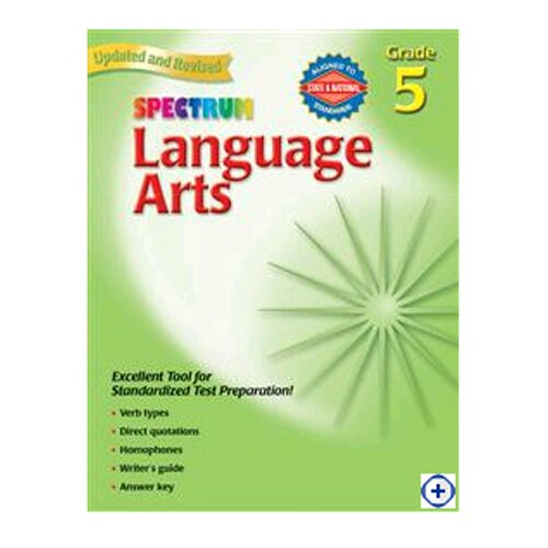 Frank Schaffer Publications/Carson Dellosa Publications Language Arts Gr 5