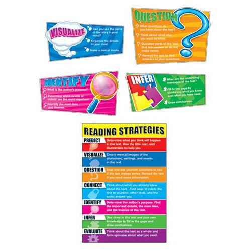 Frank Schaffer Publications/Carson Dellosa Publications Bb Set Reading Strategies