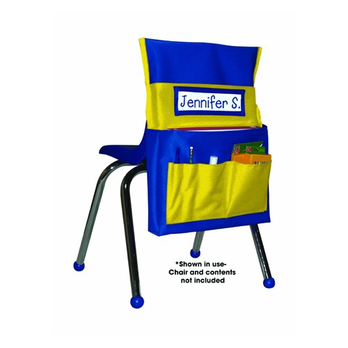 Frank Schaffer Publications/Carson Dellosa Publications Chairback Buddy Blue/yellow