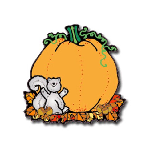 Frank Schaffer Publications/Carson Dellosa Publications Pumpkin Two Sided Decorations
