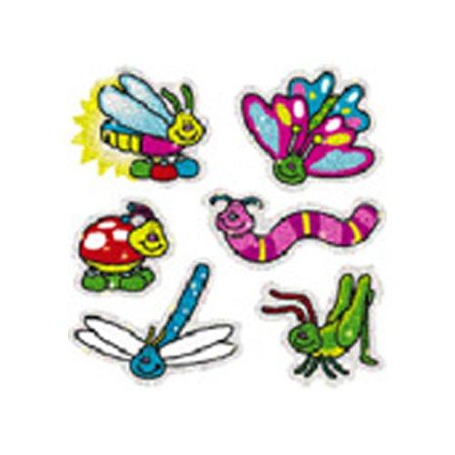 Frank Schaffer Publications/Carson Dellosa Publications Dazzle Stickers Bugs 90-pk Acid &