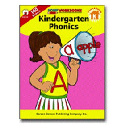 Frank Schaffer Publications/Carson Dellosa Publications Home Workbook Kindergarten Phonics