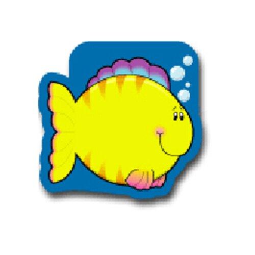 Frank Schaffer Publications/Carson Dellosa Publications Note Pal Fish 36 Sheets Non-stick
