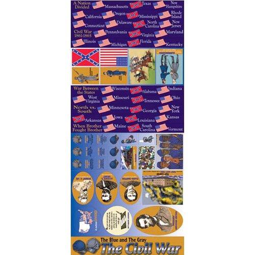Gallopade Civil War All-in-one Bb Set