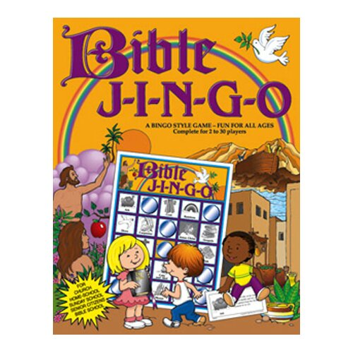 Gary Grimm & Associates Bible Jingo