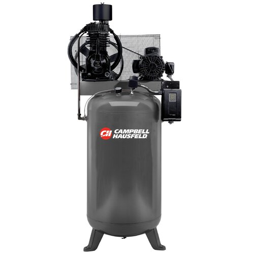 Campbell Hausfeld 80 Gallon 7.5 HP Two Stage Air Compressor