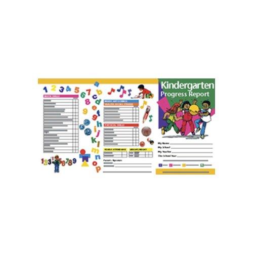 Hayes School Publishing Kindergarten Progress Reports 10/pk
