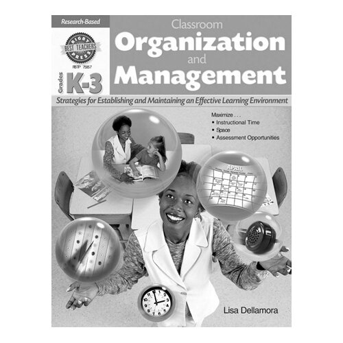 Houghton Mifflin Harcourt Classroom Organization And