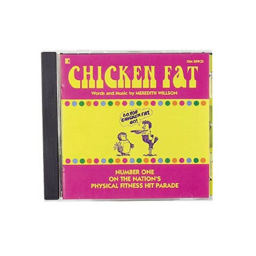 Kimbo Educational Chicken Fat Dvd
