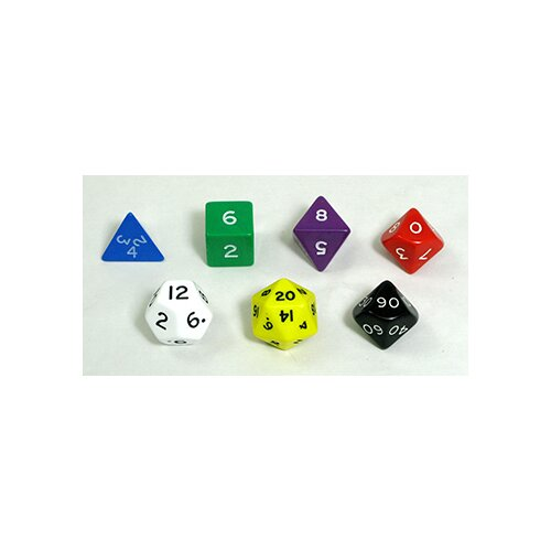 Koplow Games Inc Jumbo Polyhedral Dice