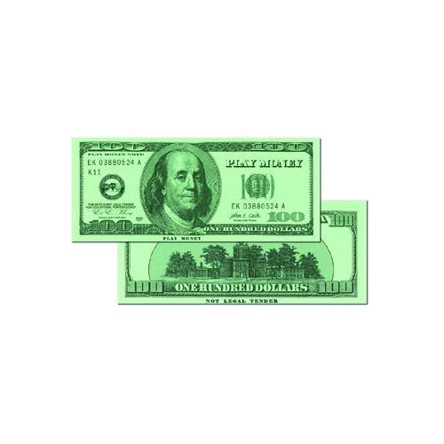 Learning Advantage $100 Bills