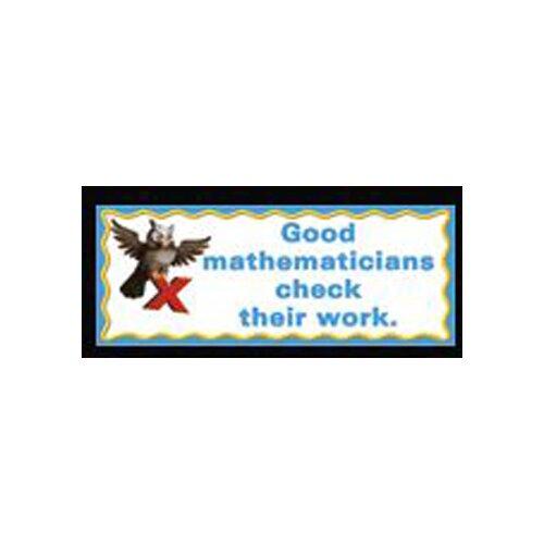 McDonald Publishing What Good Mathematicians Do