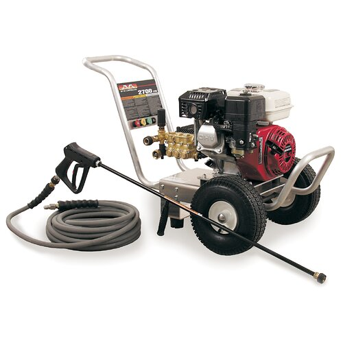 CA Series 2700 PSI 7 HP Subaru OHC Cold Water Gas Pressure Washer