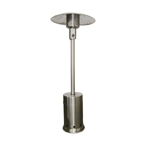 Mi-T-M Radiant Propane Portable Patio Heater