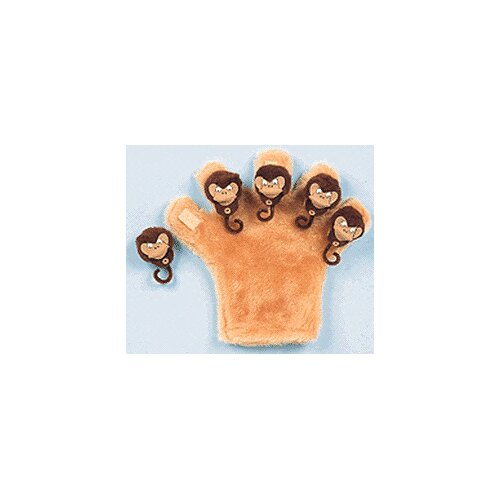 Melody House Monkey Mitt Single - Mitt Only