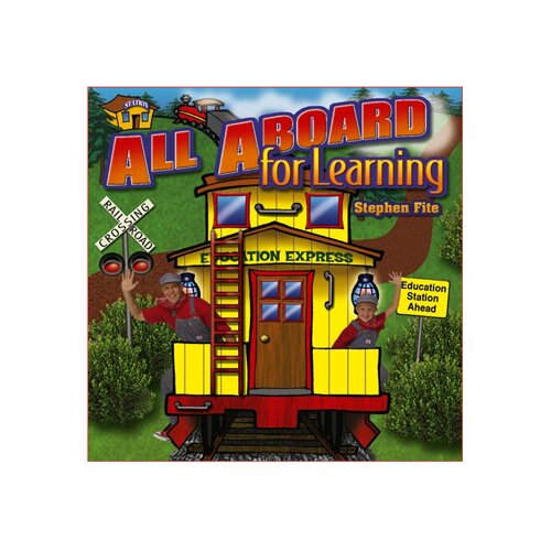 Melody House All Aboard For Learning Cd