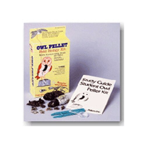 Pellets Inc Student Owl Field Biology Kit