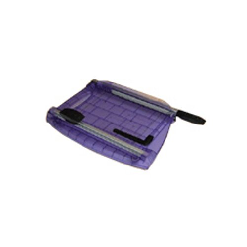 Purple Cows Inc 2 In 1 Paper Trimmer