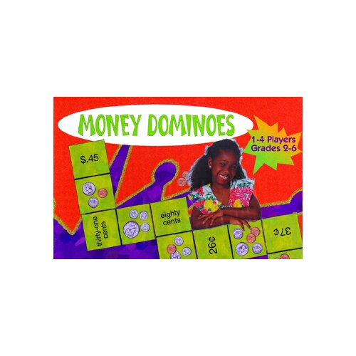 Remedia Publications Money Dominoes