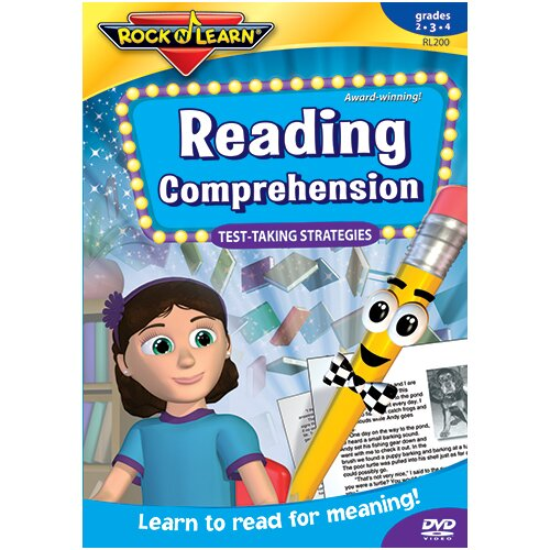 Rock N Learn Reading Comprehension Test Taking