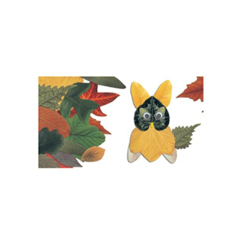 Roylco Inc Paper Leaves