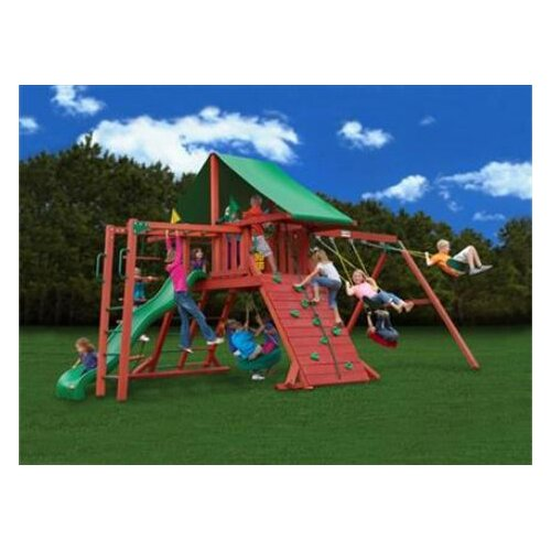 Gorilla Playsets Sun Valley II Swing Set