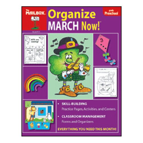 The Education Center Organize March Now Preschool
