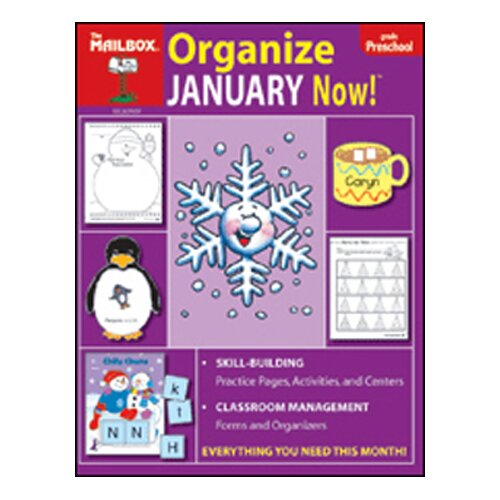 The Education Center Organize January Now Preschool