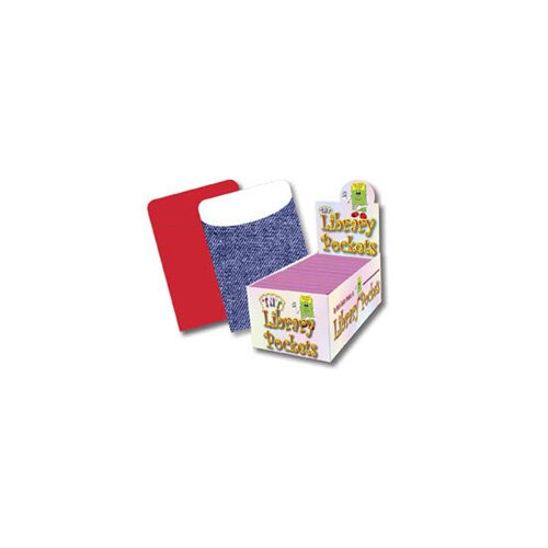 Top Notch Teacher Products Brite Pockets Primary Box Of 500