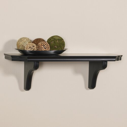 InPlace Bracket Wood Shelf