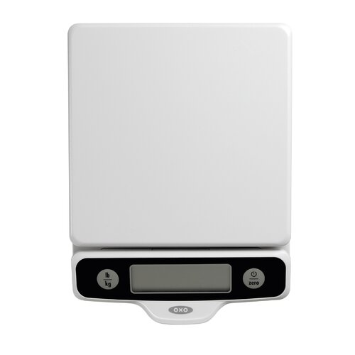Good Grip 5 lbs. Food Scale with Pull Out Display