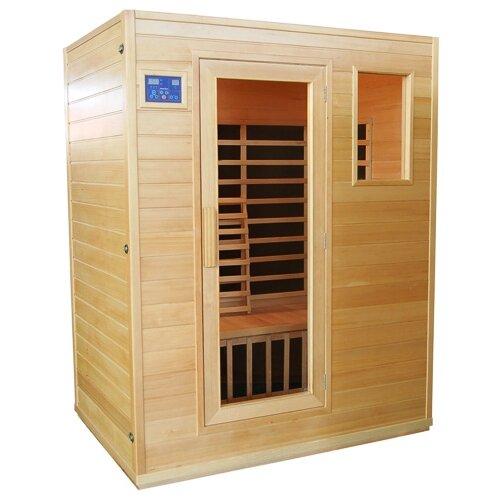 GASC 3 Person Carbon FAR Infrared Sauna