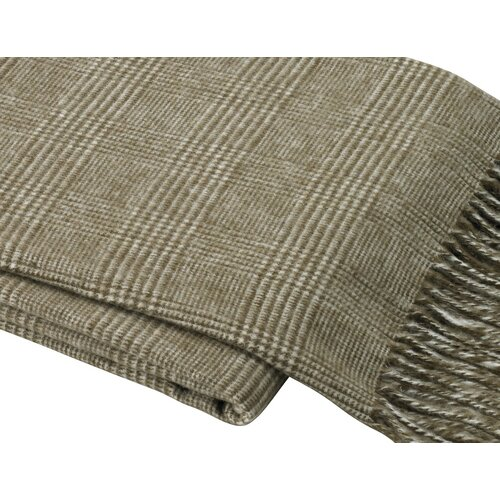 Lands Downunder Glen Plaid Cotton / Acrylic Throw