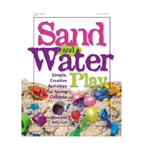 Gryphon House Sand And Water Play Gr Pk