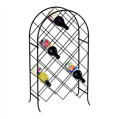 Spectrum Diversified Trellis 21 Bottle Wine Rack