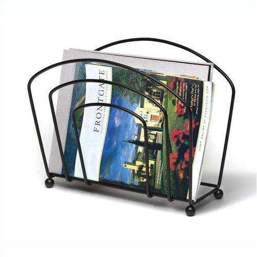 Spectrum Diversified Olympus Magazine Rack