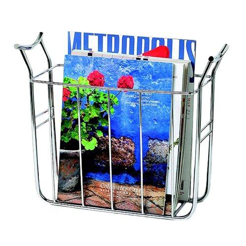 Euro Basket Magazine Rack