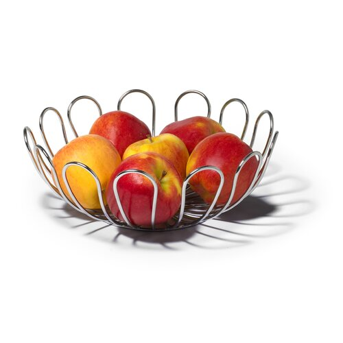"Spectrum Diversified Bloom 12"" Fruit Bowl"