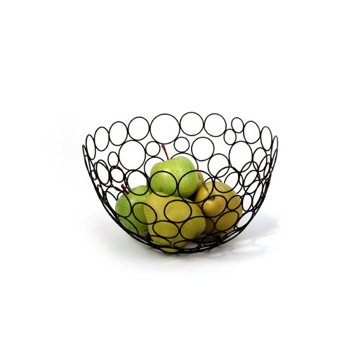 "Spectrum Diversified 11"" Fruit Bowl"